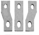 Переходные шины для  ВА 77-1-250 (комплект 3 шт, щелочная медь) ELECTRO