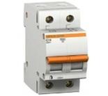 Автомат Schneider Electric 2p/63А С