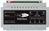 """Интерфейсный микропроцессорный модуль """"Logic-Drive Interface"""""""