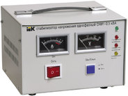 Стабилизатор напряжения СНИ-1.5 кВА однофазный ІЕК