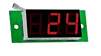 Термометр Тм-19/1 (–55°C…+125°C, шаг: 1,0°C) без корпуса