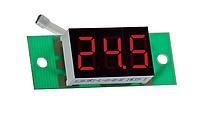 Термометр Тм-14/2  (–19,9°C…+99,9°C, шаг: 0,1°C)  без корпуса