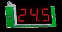 Термометр Тм-19/2 (–19,9°C…+99,9°C, шаг: 0,1°C)