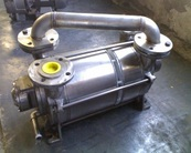 Двухступенчатый вакуумный насос GVP 275/260 /AISI